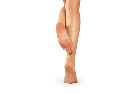 how to make legs smooth